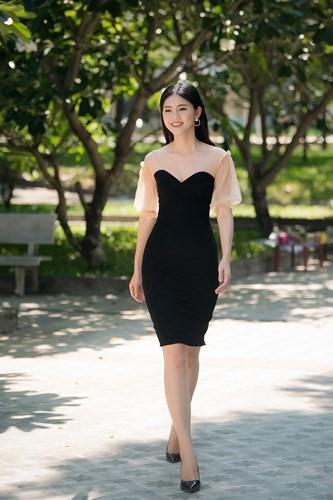 Đỗ Mỹ Linh đọ sắc cùng 2 Á hậu Thanh Tú, Thuỳ Dung - Ảnh 8.