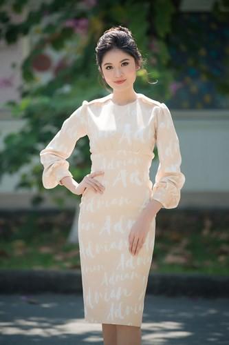 Đỗ Mỹ Linh đọ sắc cùng 2 Á hậu Thanh Tú, Thuỳ Dung - Ảnh 9.