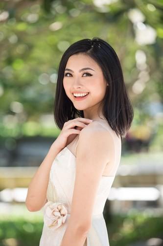 Đỗ Mỹ Linh đọ sắc cùng 2 Á hậu Thanh Tú, Thuỳ Dung - Ảnh 11.