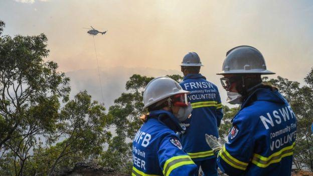 Cháy rừng nghiêm trọng ở ngoại ô Sydney, Australia - Ảnh 2.