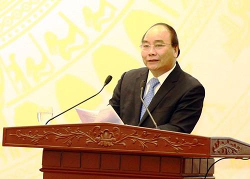 Thủ tướng chủ trì hội nghị toàn quốc về logistics - Ảnh 1.