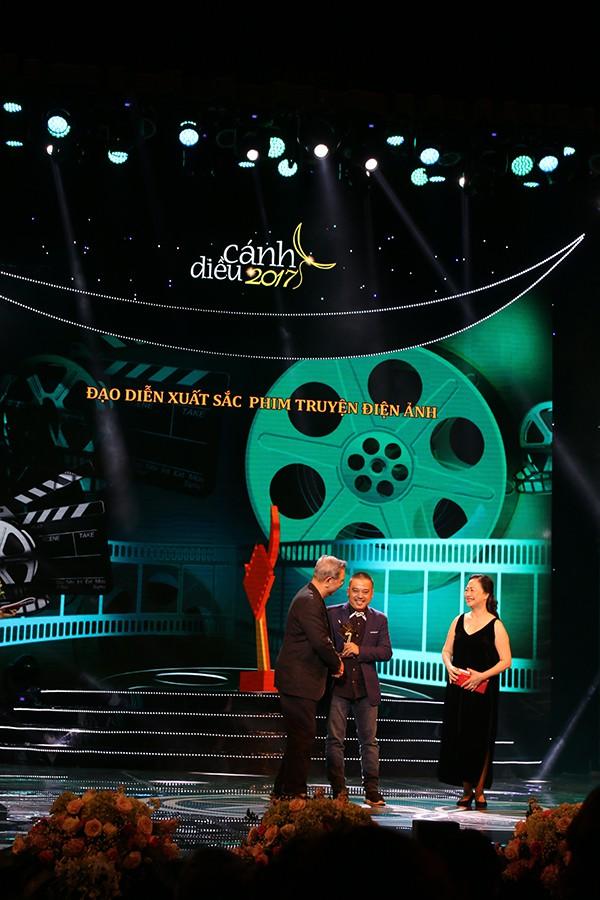 Cô Ba Sài Gòn giành giải Cánh diều Vàng 2017 - Ảnh 4.