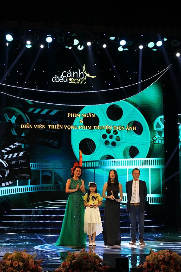 Cô Ba Sài Gòn giành giải Cánh diều Vàng 2017 - Ảnh 7.