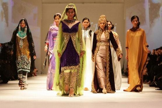Tuần lễ thời trang đầu tiên tại Saudi Arabia - Ảnh 1.