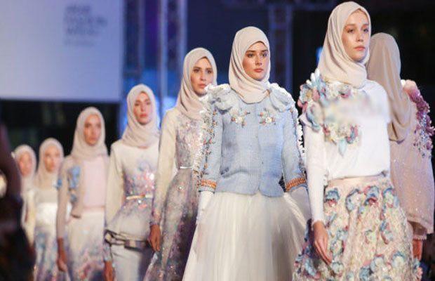 Tuần lễ thời trang đầu tiên tại Saudi Arabia - Ảnh 2.