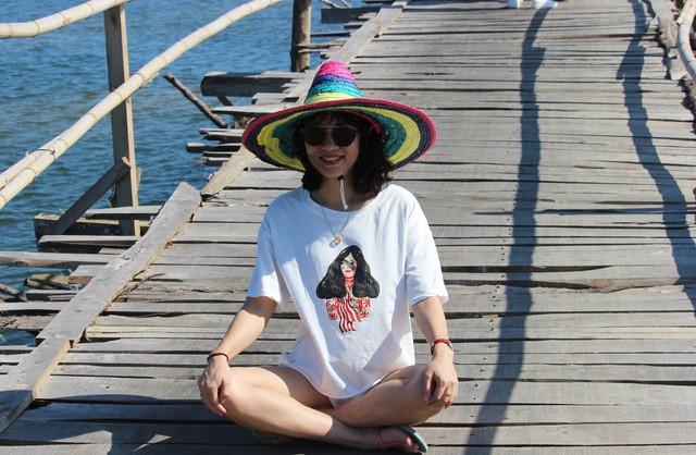 Cây cầu gỗ dài nhất Việt Nam: Điểm đến hấp dẫn tại Phú Yên - Ảnh 13.