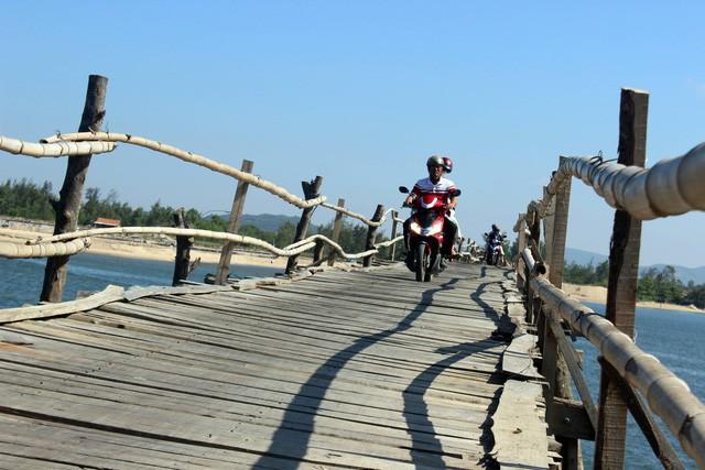 Cây cầu gỗ dài nhất Việt Nam: Điểm đến hấp dẫn tại Phú Yên - Ảnh 6.
