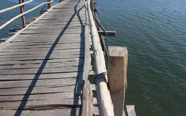 Cây cầu gỗ dài nhất Việt Nam: Điểm đến hấp dẫn tại Phú Yên - Ảnh 9.