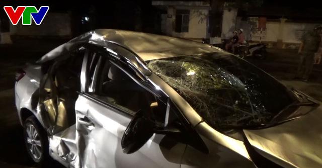 Đắk Lắk: Tai nạn giao thông nghiêm trọng khiến 4 người thương vong - Ảnh 2.