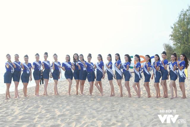 Người đẹp Hoa hậu Biển Việt Nam toàn cầu 2018 căng tràn sức sống tại bãi biển Phú Quốc - Ảnh 7.