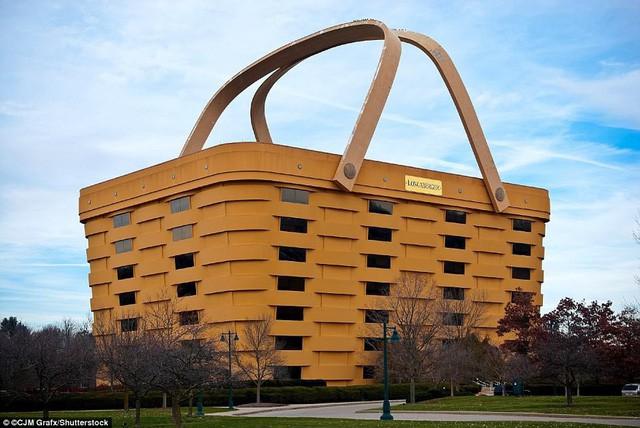 """Những công trình kiến trúc """"lạ đời"""" nhất thế giới - ảnh 1"""