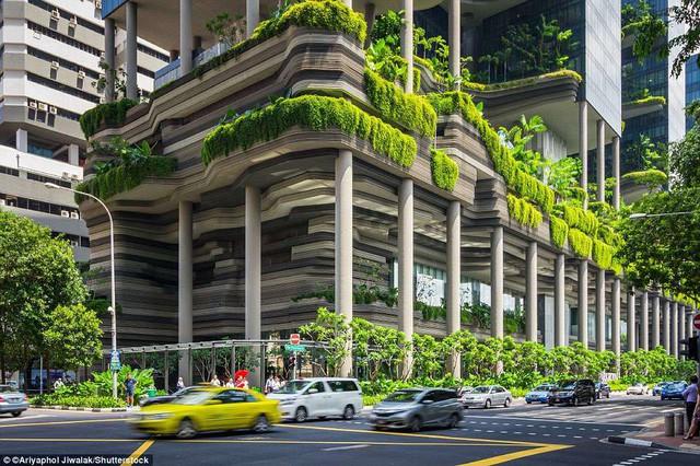 """Những công trình kiến trúc """"lạ đời"""" nhất thế giới - ảnh 6"""