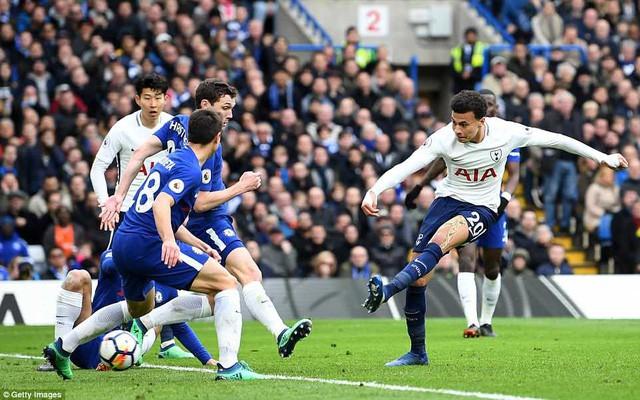 ĐHTB vòng 32 Ngoại hạng Anh: Tottenham thống trị sau đại thắng Chelsea - Ảnh 2.