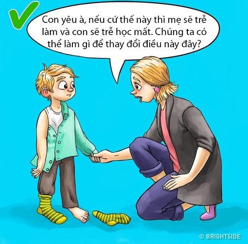 Bí quyết dạy con ngoan mà không cần roi vọt - Ảnh 10.