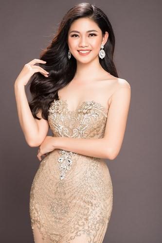 Hoa hậu Mỹ Linh kiêu sa đọ dáng bên hai Á hậu Thanh Tú và Thùy Dung - Ảnh 5.