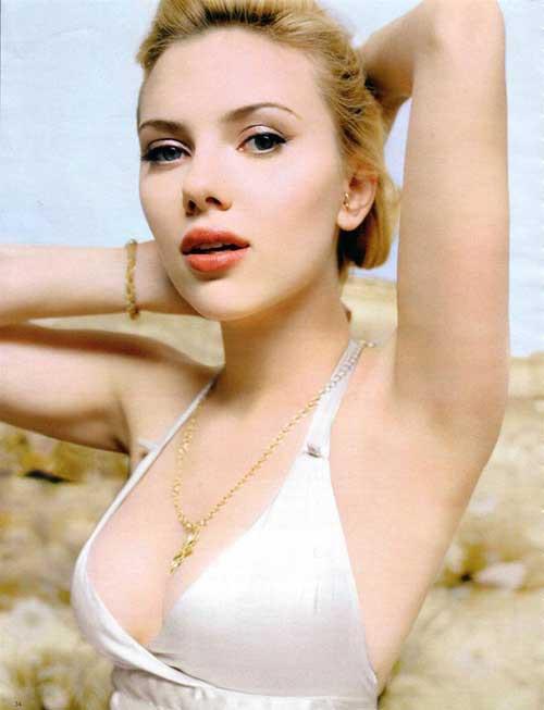 """Minh tinh gợi cảm Scarlett Johansson """"cầm mic lên"""", liệu có thành ca sĩ? - Ảnh 2."""