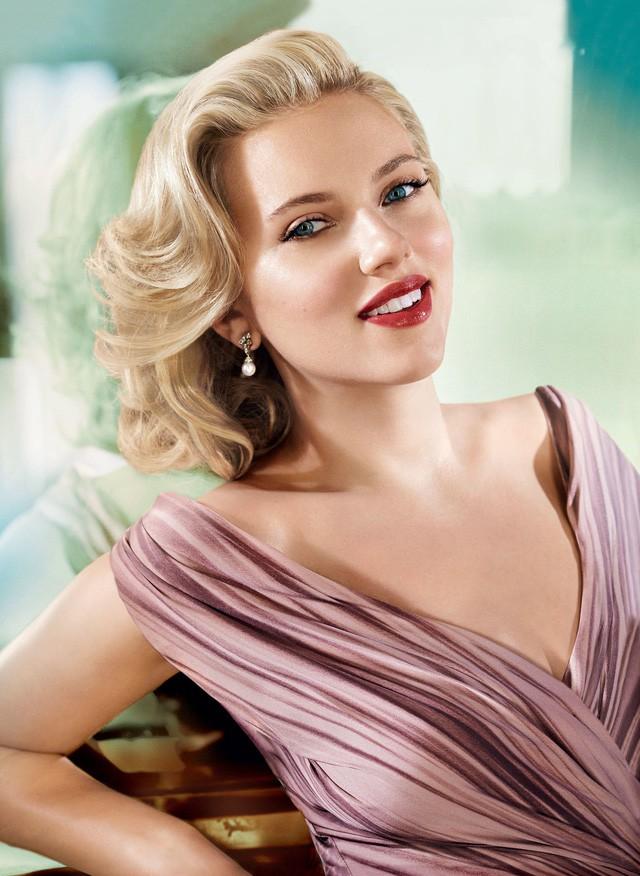 """Minh tinh gợi cảm Scarlett Johansson """"cầm mic lên"""", liệu có thành ca sĩ? - Ảnh 3."""
