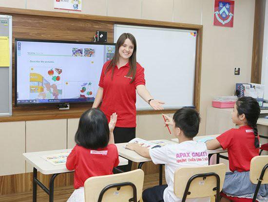 Giải thưởng Sao Khuê cho mô hình học tiếng Anh ứng dụng công nghệ 4.0 - Ảnh 1.