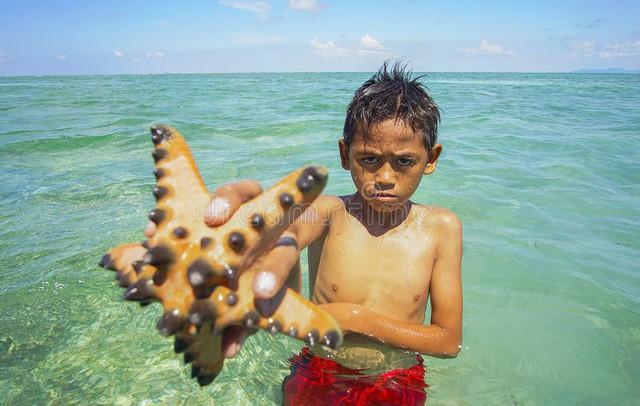 Điều kỳ diệu của tộc người cá có thể nhịn thở 13 phút dưới nước, lặn sâu tới 70m - Ảnh 3.