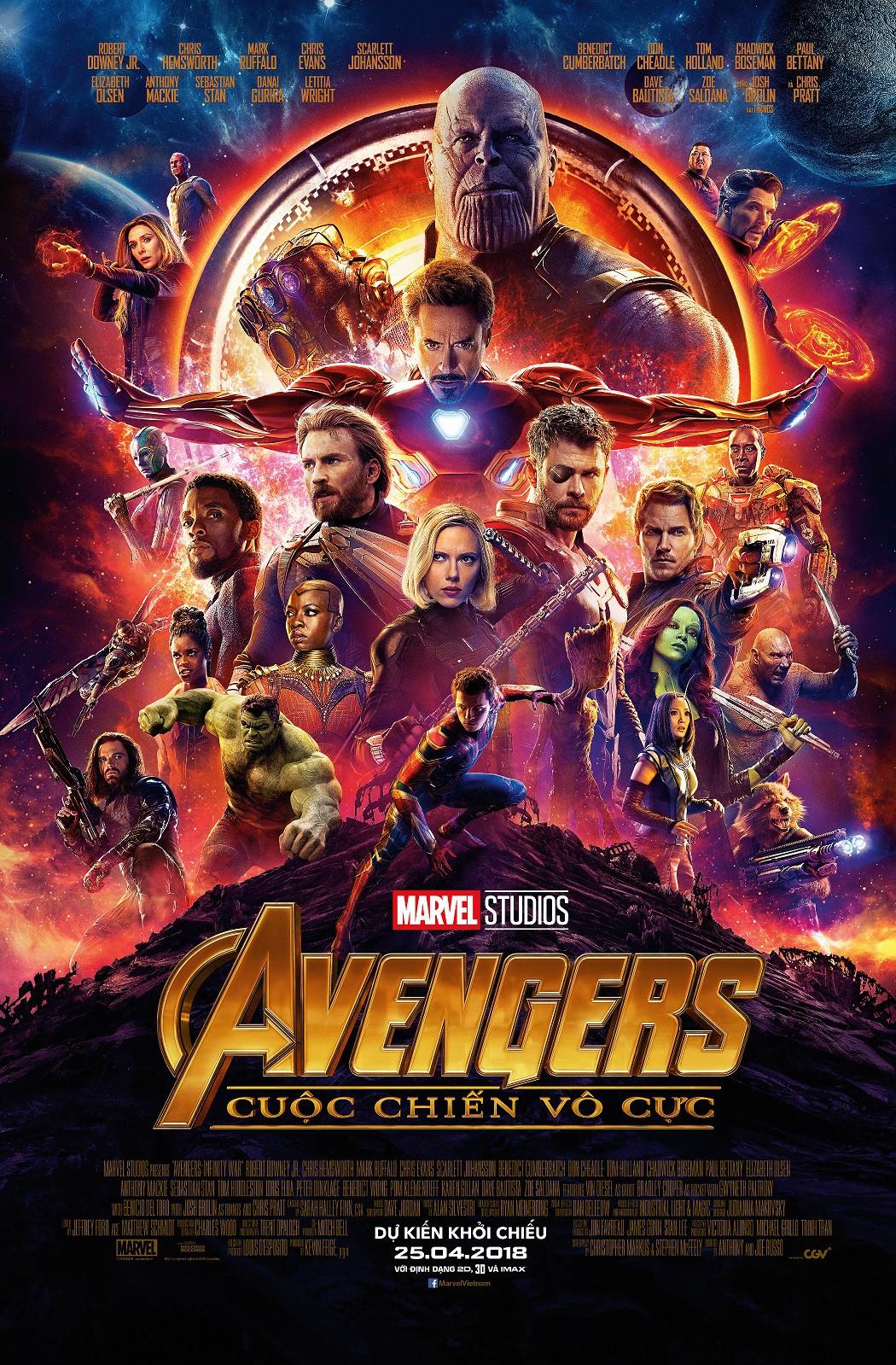 Review Avengers: Cuộc Chiến Vô Cực - Nín thở, choáng váng và đầy cảm xúc dành tặng fan Marvel - Ảnh 11.
