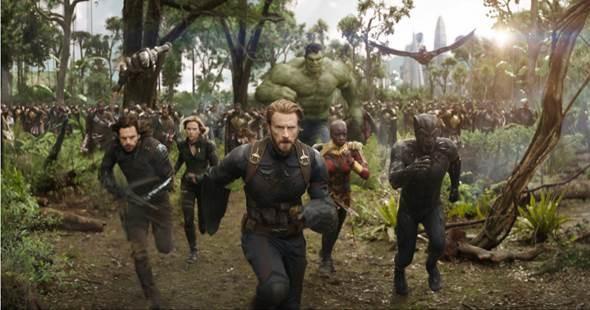 Avengers: Cuộc Chiến Vô Cực lập kỷ lục số vé bán sớm tại Việt Nam - Ảnh 1.
