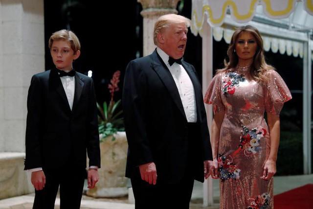 Gu thời trang biết nói của Đệ nhất phu nhân Mỹ - Ảnh 12.