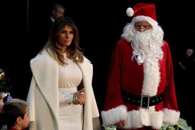 Gu thời trang biết nói của Đệ nhất phu nhân Mỹ - Ảnh 14.