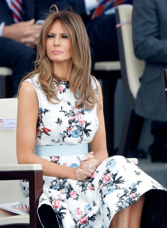 Gu thời trang biết nói của Đệ nhất phu nhân Mỹ - Ảnh 20.