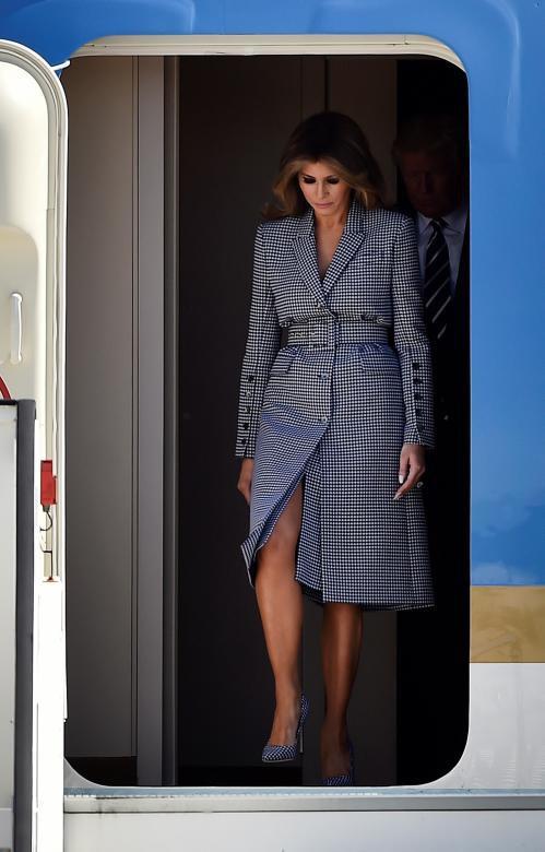 Gu thời trang biết nói của Đệ nhất phu nhân Mỹ - Ảnh 22.