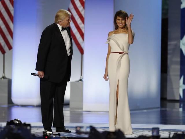 Gu thời trang biết nói của Đệ nhất phu nhân Mỹ - Ảnh 6.