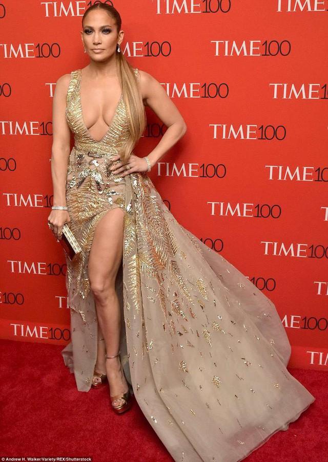 Jennifer Lopez tỏa sáng tại Gala tôn vinh 100 nhân vật có ảnh hưởng nhất thế giới - Ảnh 3.