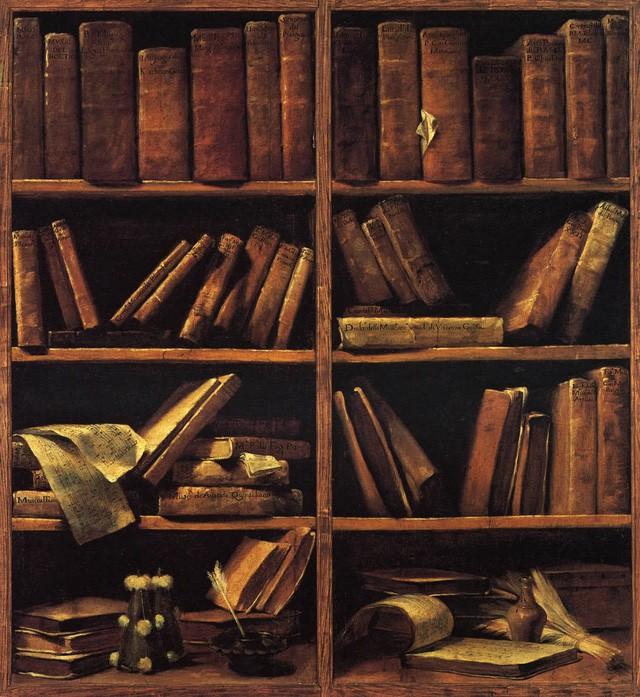 """Tại sao mùi sách cũ """"gây thương nhớ""""? - Ảnh 1."""