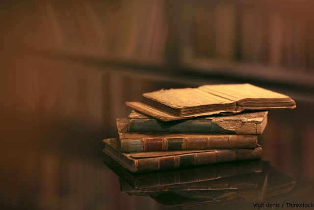 """Tại sao mùi sách cũ """"gây thương nhớ""""? - Ảnh 2."""