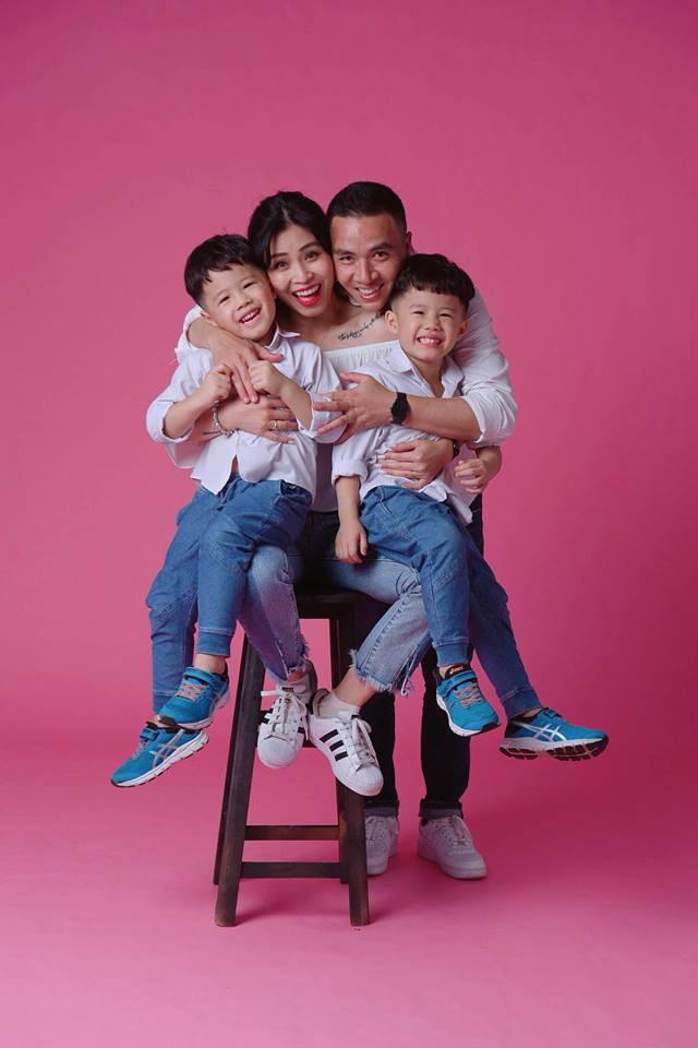 MC Hoàng Linh khoe bộ ảnh gia đình cực đáng yêu - Ảnh 11.