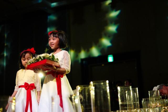 MC Đức Bảo Chúng tôi là chiến sĩ đắm đuối hôn cô dâu trong lễ cưới - Ảnh 7.