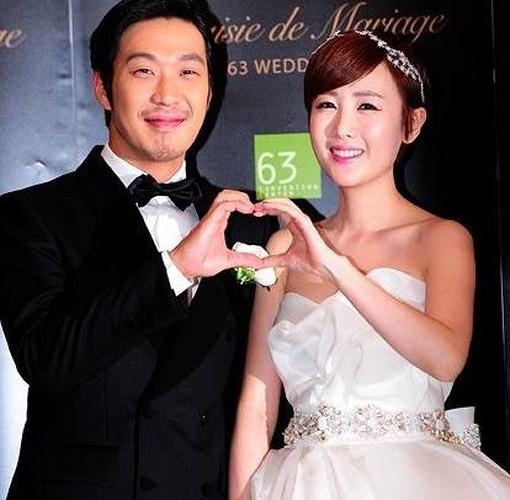 """Những sao Hàn từng """"gây sốc"""" khi bất ngờ tuyên bố kết hôn - Ảnh 11."""