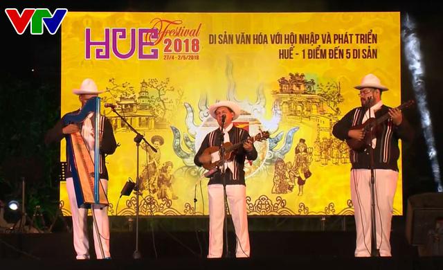 Festival Huế 2018: Cảm xúc thăng hoa trong bữa tiệc âm nhạc quốc tế - Ảnh 5.