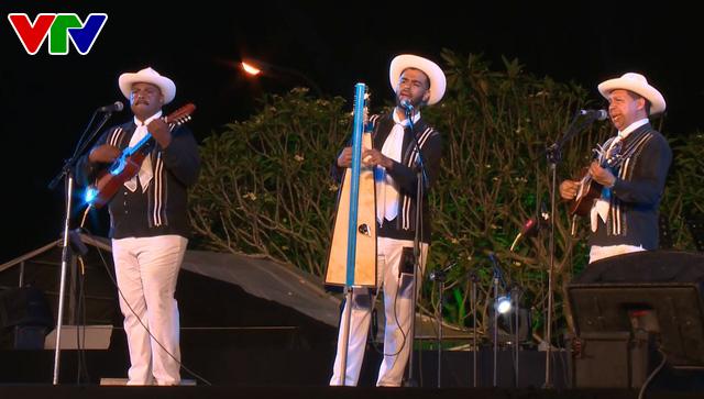 Festival Huế 2018: Cảm xúc thăng hoa trong bữa tiệc âm nhạc quốc tế - Ảnh 6.