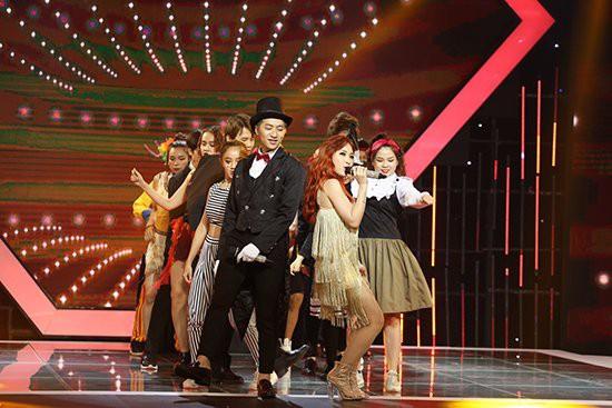 Thu Thủy - Ngọc Duy trở thành quán quân Giai điệu chung đôi mùa đầu tiên - Ảnh 1.