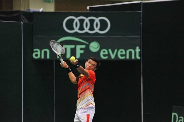 Vượt qua ĐT Campuchia, ĐT Việt Nam giành vé vào vòng 2 Davis Cup 2018 - Ảnh 1.
