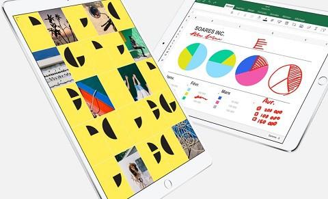 iPad 2018 vs iPad Pro 10,5 inch: Bạn chọn tablet nào? - Ảnh 1.