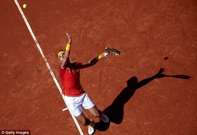 Davis Cup: Xác định các đội tuyển giành quyền vào bán kết - Ảnh 1.