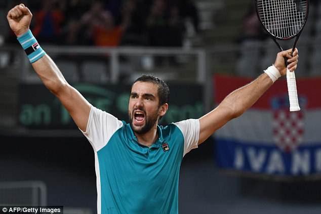 Davis Cup: Xác định các đội tuyển giành quyền vào bán kết - Ảnh 2.