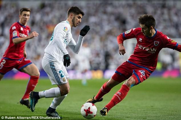 Kết quả bóng đá châu Âu rạng sáng 11/1: Chelsea hòa Arsenal, Real Madrid tiếp tục gây thất vọng - Ảnh 1.