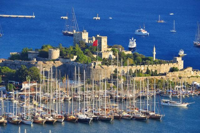 Những điểm tham quan thu hút khách nhất Thổ Nhĩ Kỳ - Ảnh 4.