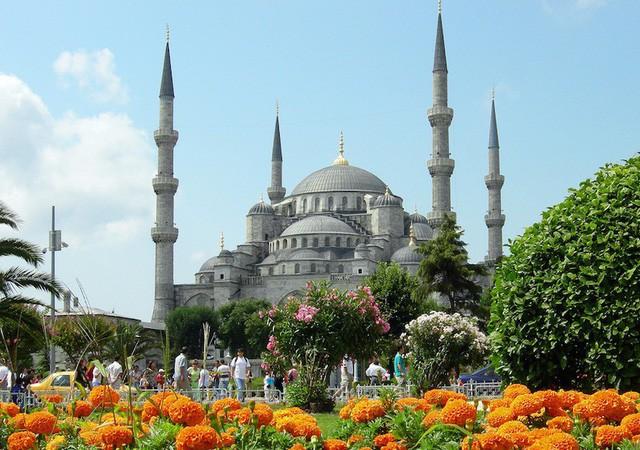 Những điểm tham quan thu hút khách nhất Thổ Nhĩ Kỳ - Ảnh 7.