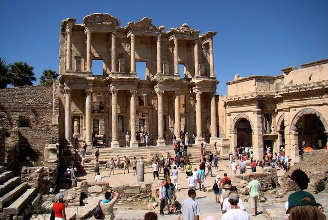 Những điểm tham quan thu hút khách nhất Thổ Nhĩ Kỳ - Ảnh 8.