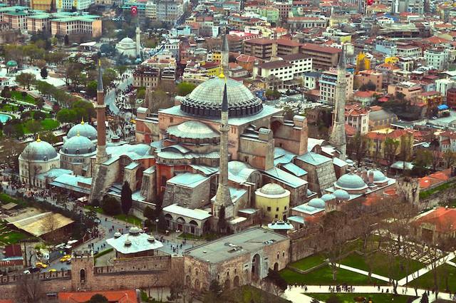 Những điểm tham quan thu hút khách nhất Thổ Nhĩ Kỳ - Ảnh 10.