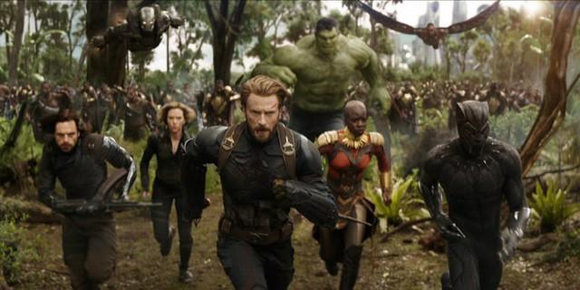 Avengers: Cuộc Chiến Vô Cực lập kỷ lục phim có doanh thu cao nhất lịch sử phòng vé Việt Nam - Ảnh 1.