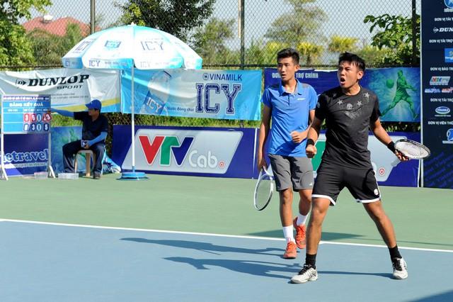 Hoàng Nam – Văn Phương xuất sắc vô địch giải Vietnam F2 Futures - Ảnh 1.
